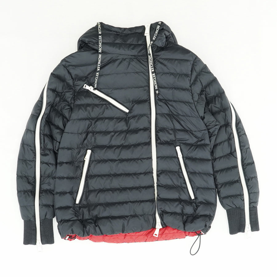 Stockholm Hooded Lightweight Down Jacket Size 1