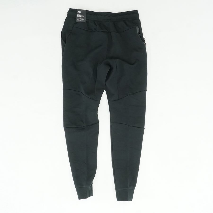Black Slim Fit/Max Taper Leg/Regular Length Sweatpant Size S