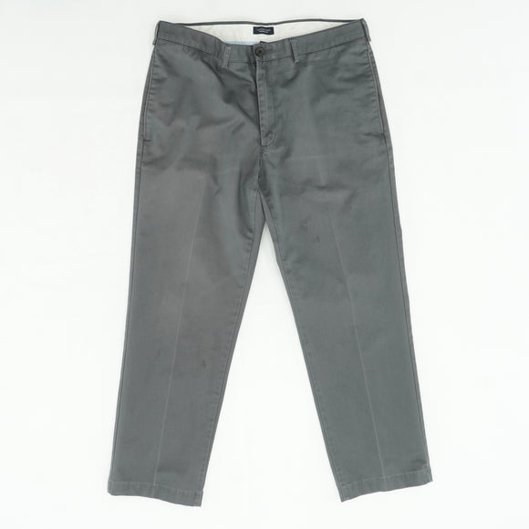 Gray Tailored Fit Pants Size 36W 32L