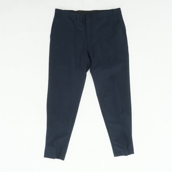Navy Slim Fit Dress Pants Size 36W 30L