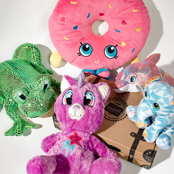 Stuffed Animal Mystery Bag (5 per Bag)