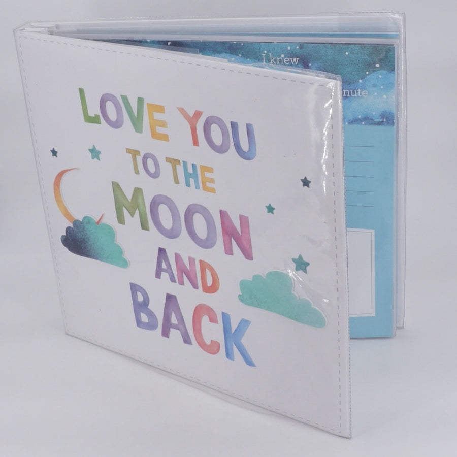 Love You to the Moon and Back Photo Album