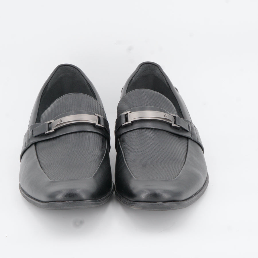 Black Dress Loafers Size 10.5