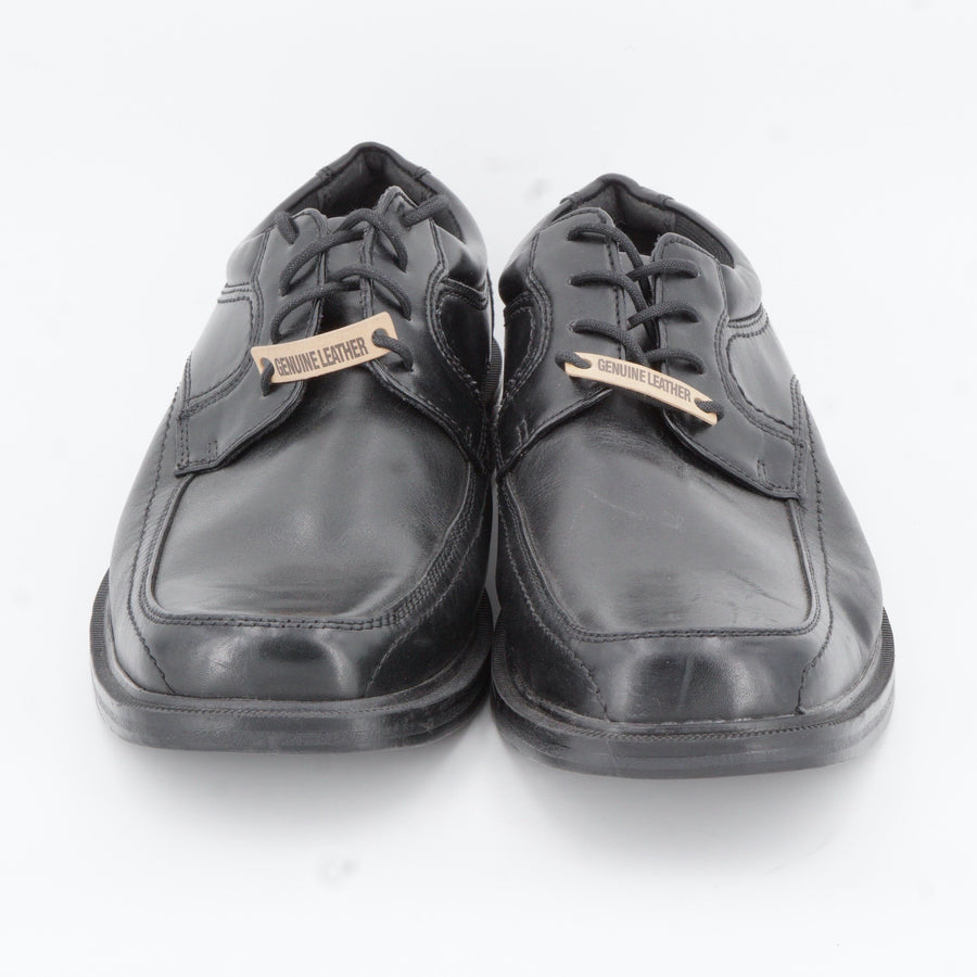 Black Leather Dress Shoes Size 8.5