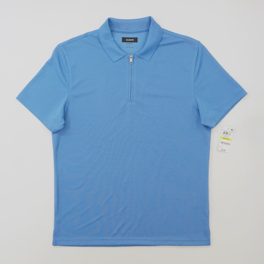 Solid Stretch Synthetic Polo