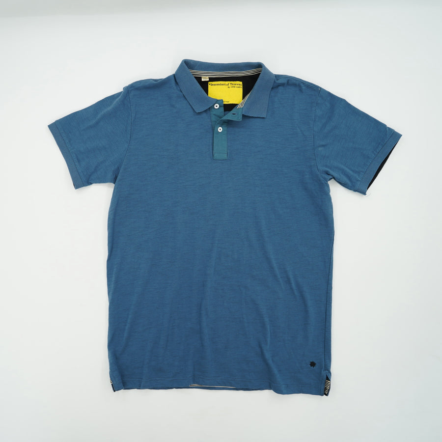 Solid Short Sleeve Polo Size XL