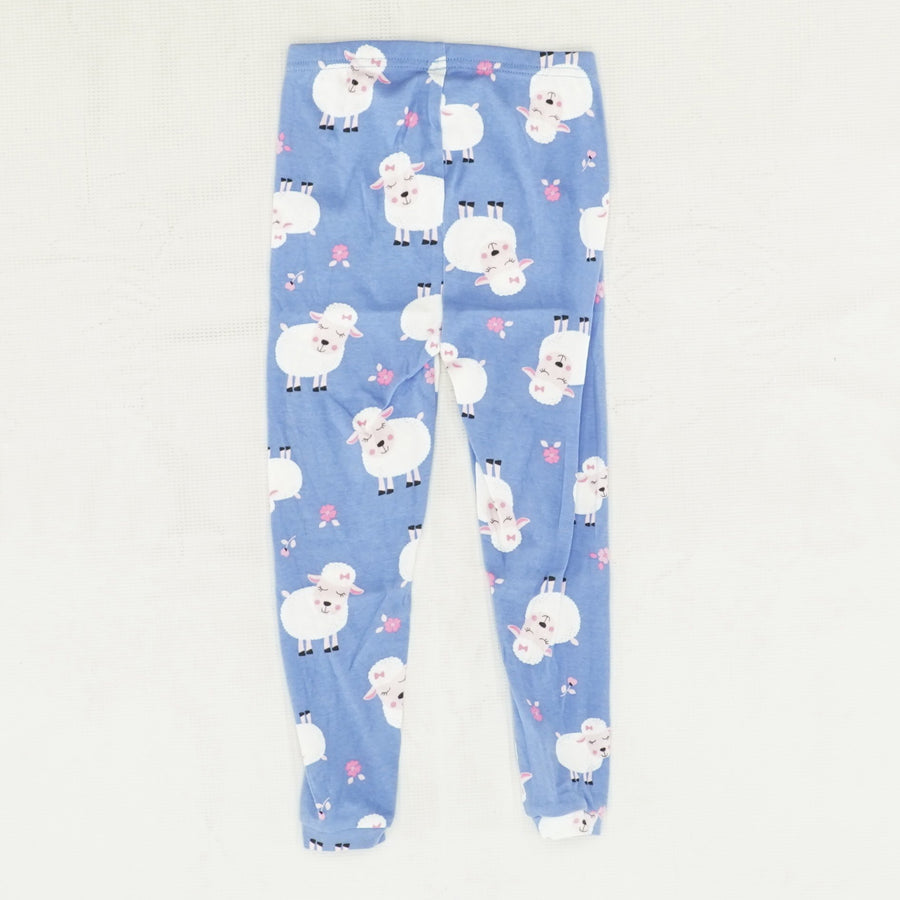 Sleep Sheep Pajama Bottom Size 4T