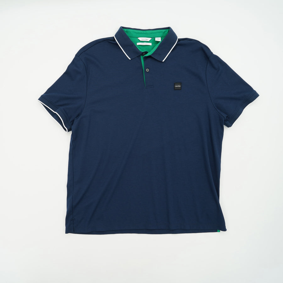 Liquid Touch Short sleeve Polo Size XL