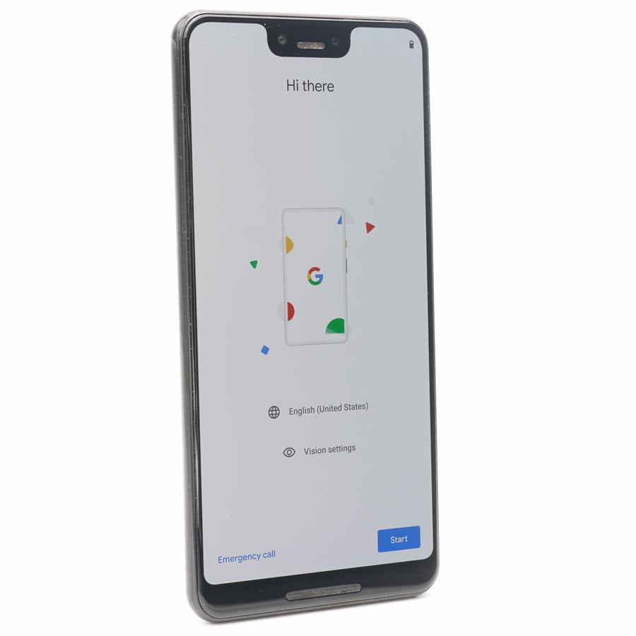 Pixel 3 XL 64GB Unlocked Phone Just Black
