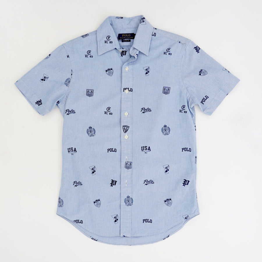 Short Sleeve Button Down Size XS