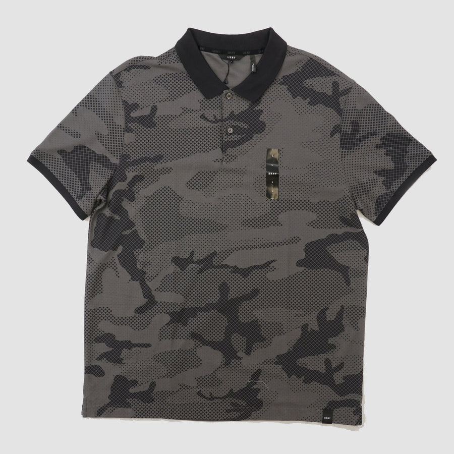 Camo Performance Polo Size L