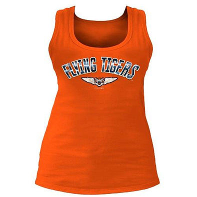 Lakeland Flying Tigers Ladies Flying Tiger Tank