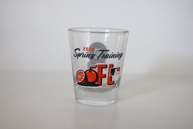 Tigers Spring Training  2020 Shot Glass