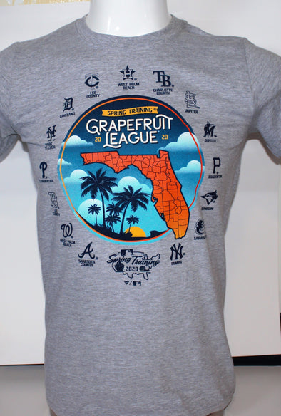 Tigers Spring Training Grapefruit 2020 Scoring Position T-Shirt