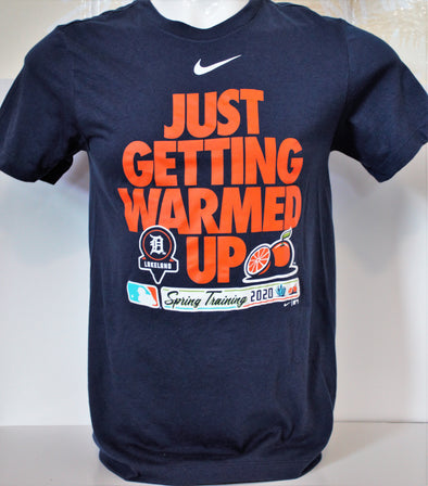 Tigers Spring 2020 Warmed Up Men's T-Shirt