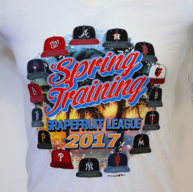 ST 2017 Shirt 5th & Ocean Ladies Grapefruit League T-Shirt