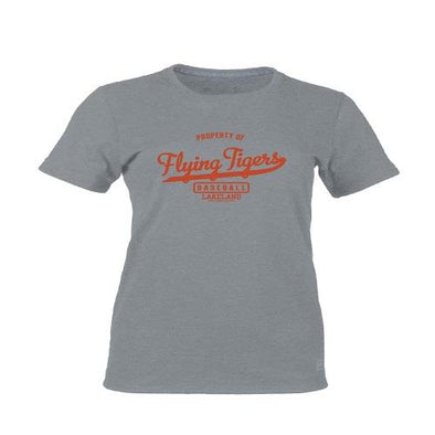 Lakeland Flying Tigers FT Ladies Knit Tee