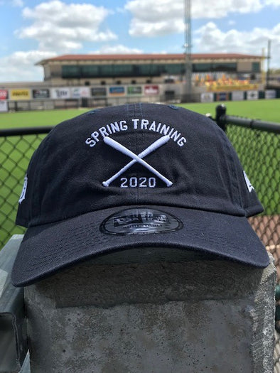 Tigers Spring Training 2020 New Era Crossbat Adjustable Cap
