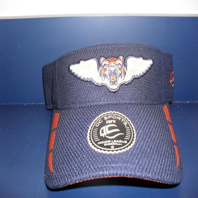 Lakeland Flying Tigers Adj Visor Style Scout