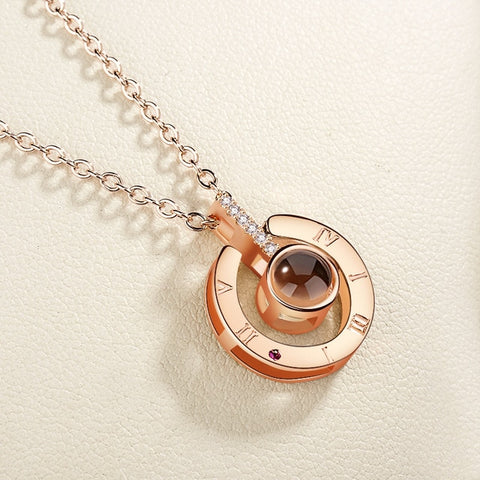 "Amazing Necklace [100 Languages ""I LOVE YOU""] - The Super Product - Most powerful products ever"