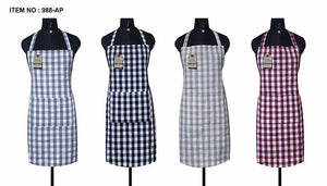 Buffalo Plaid Apron / Page 2 - C