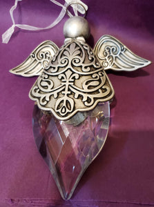 Acrylic Angel Ornament