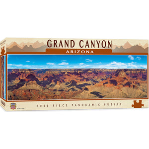 Grand Canyon Panoramic 1000 Piece Puzzle