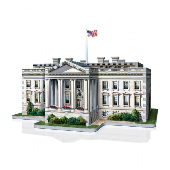 The White House 490 Piece 3D Puzzle
