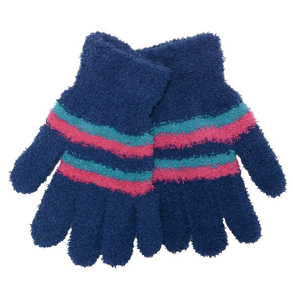 Magic Striped Gloves