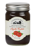 NSA Apple Butter with Cinnamon 15oz