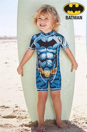 SAFE BATMAN BOYS SWIMWEAR (6MTHS-3YRS) - Allsport