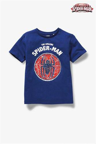 SEQUIN SPIDERMAN LICENSE (3-12YRS) - Allsport