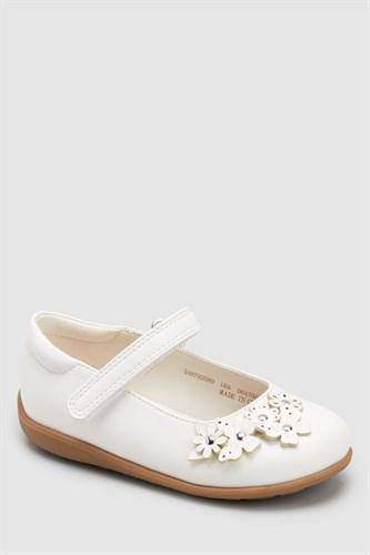 MJ HALF BUTTERFLY WHITE SHOES - Allsport