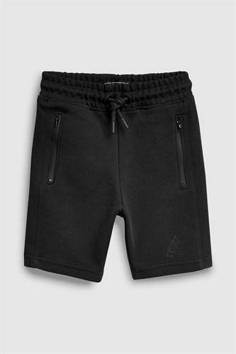 SPORT BLACK SHORT (3-12YRS) - Allsport