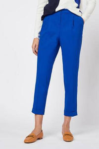 COBALT ELASTICATED PEG TROUSERS - Allsport