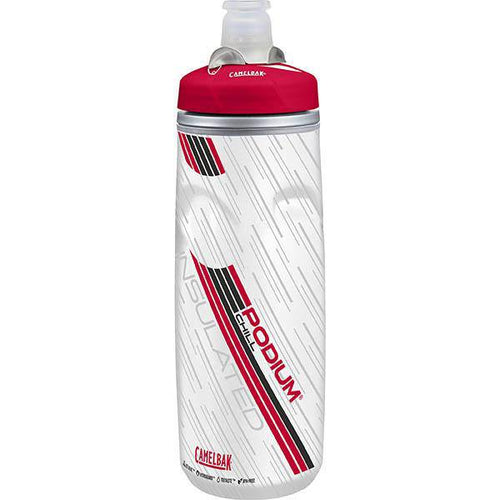 CAMELBAK PODIUM CHILL 21oz.RED WATER BOTTLE - Allsport
