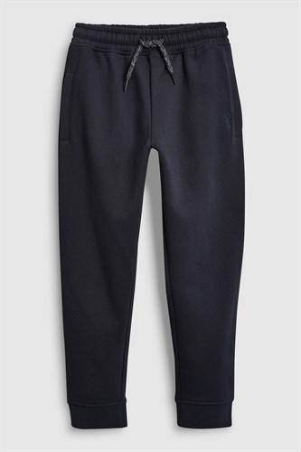 BASIC NAVY JOGGERS (3YRS-12YRS) - Allsport