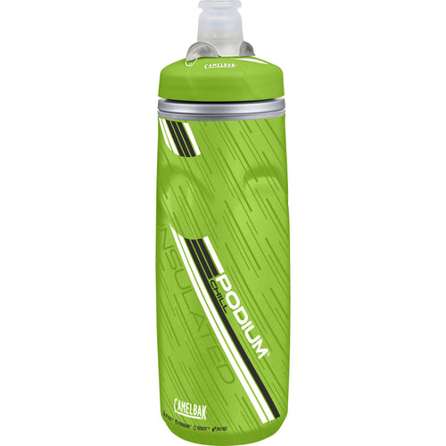 CAMELBAK PODIUM CHILL 21oz.GREEN WATER BOTTLE - Allsport