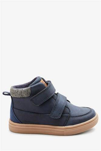 BOOT NAVY VULC BOOTS - Allsport