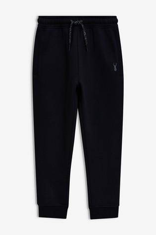 BASIC BLACK BASIC JOGGERS (3YRS-12YRS) - Allsport