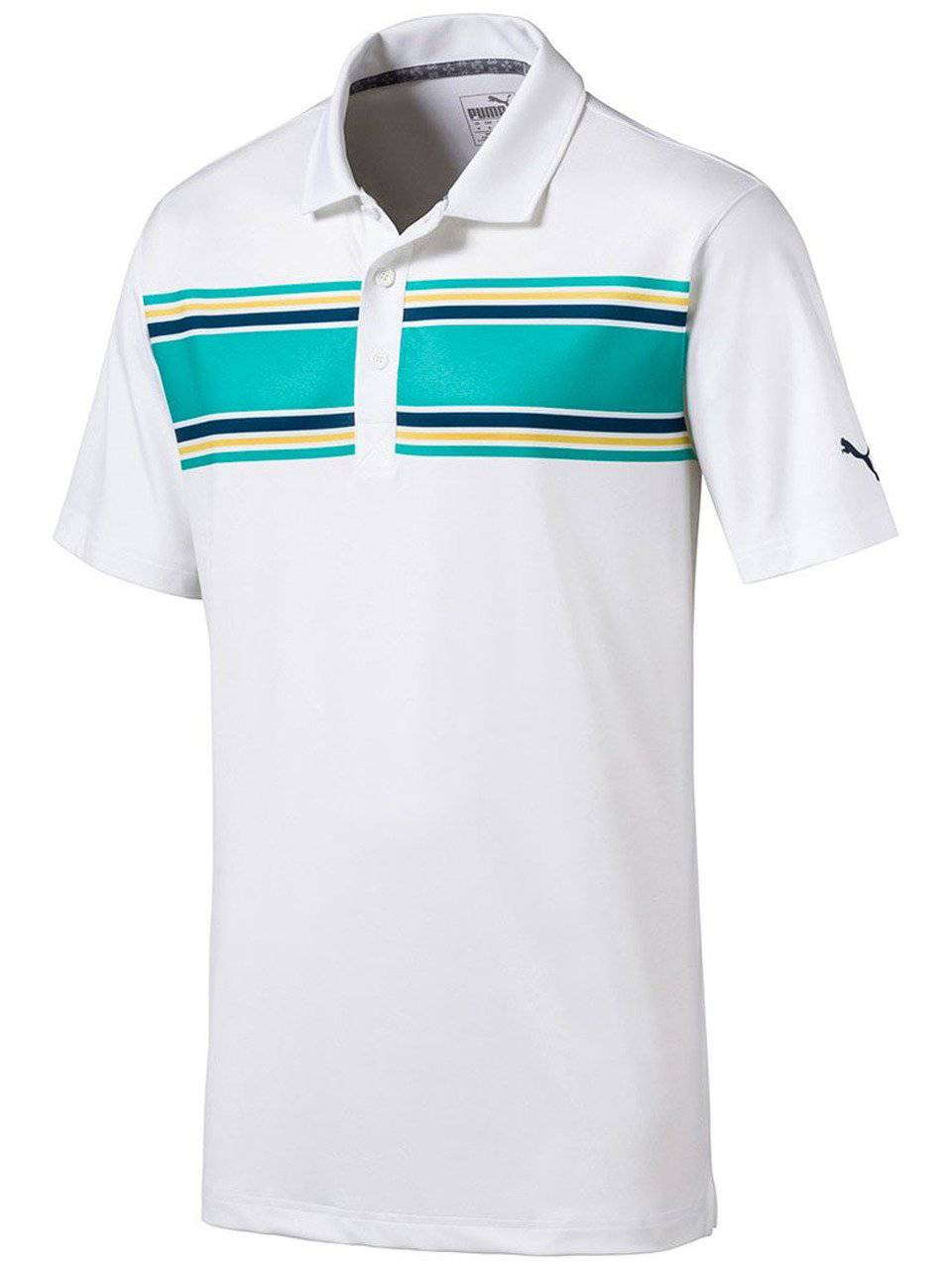 Montauk Blue POLO SHIRT - Allsport