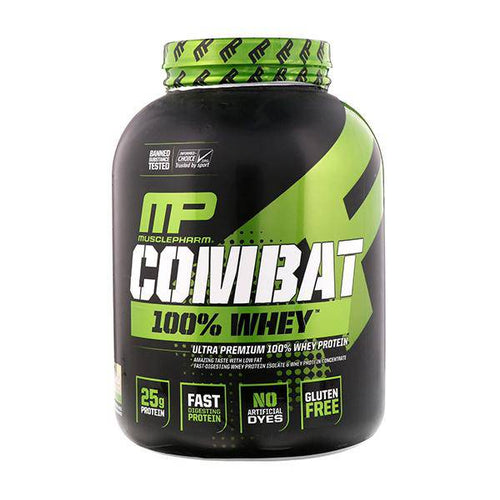 Combat 100% Whey Cookies N Cream 5lb - Allsport