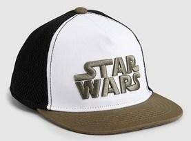 STAR WARS CAP (3-13YRS) - Allsport