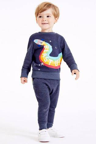 SET RAINBOW ROCKET (3MTHS-5YRS) - Allsport