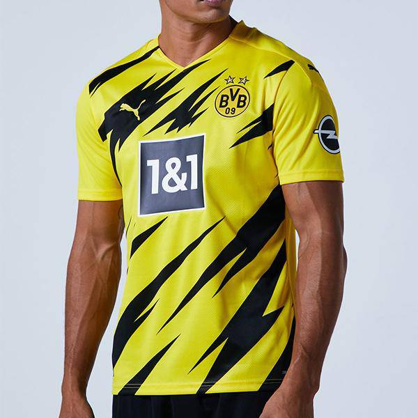 Borussia Dortmund HOME Shirt Replica - Allsport
