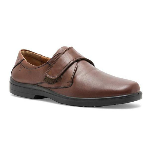 BENEDICT: Men's Handmade Leather Shoes TAN - Allsport