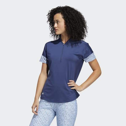 ULTIMATE365 PRINTED POLO SHIRT - Allsport