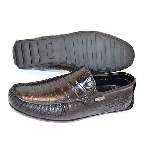 OZABLKCRO OZARK BLACK CROCO LEATHER - Allsport