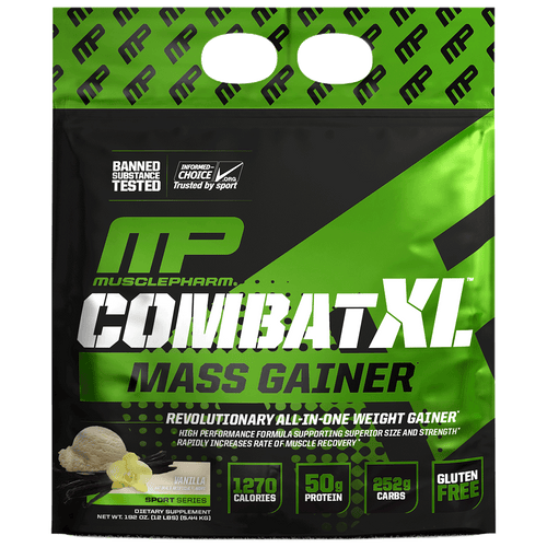 Combat XL Mass Gainer 12lb - Allsport