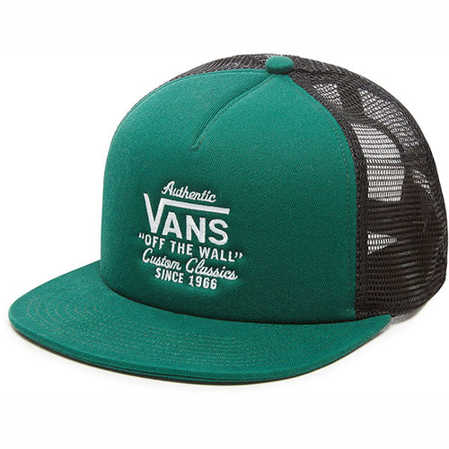 VANS GALER TRUCKER EVERGREEN CAPS - Allsport